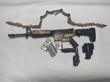 1/6 Hot Toys USMC MEF - Simulation Rifle + Scope + Sling