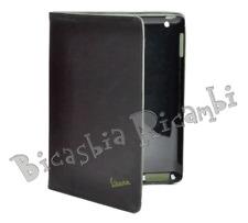 4294 - COVER DOOR IPAD VINYL BLACK VESPA - BICASBIA