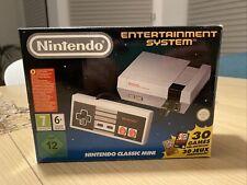 Nintendo Entertainment System NES Classic Mini -neuwertig-
