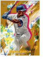 Robel Garcia 2020 Topps Inception 5x7 Gold #8 /10 Cubs