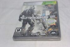 Crysis 2 (Microsoft Xbox 360, 2011) Platinum Hits Brand New Factory Sealed