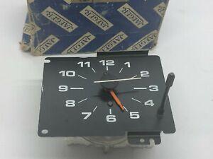 Peugeot 205 Clock L'horloge Uhr 327056 Genuine NOS