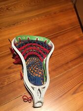 Brine Clutch Ii Lacrosse Head Green/White (Strung)