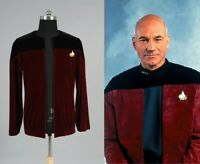 Picard Season 1 Cospaly Picard Coat Costume Outfit Jacket Star Trek