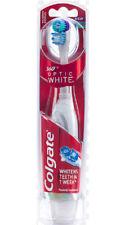 Colgate 360 Optic White Toothbrush, Soft, Powered toothbrush