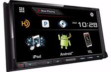 "Kenwood DDX773BH 2-DIN DVD Bluetooth Car Receiver w/ HD Radio 6.95"" LCD Display"