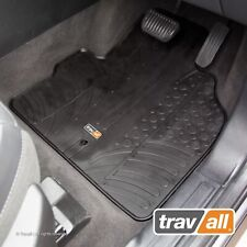 Front 2 Piece Tray 2PC Car Mats 2 PC Set Pair For Rover Streetwise 2003-2005