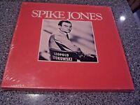 "Spike Jones ""Leopold Stokowski"" 3 LP SEALED NM BOX SET"