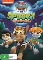 Nickelodeon Paw Patrol Spooky Adventures DVD NEW Region 4