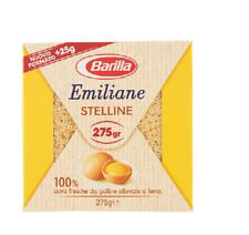 Barilla Emiliane Stelline all'uovo n. 108 Nudeln mit ei 275g