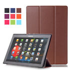 """For Lenovo Tab 2 Tab3 7"""" 8"""" 10"""" Tablet Premium Printed Leather Stand Case Cover"""