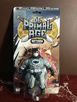 DC Primal Age - Batman Black Suit Vinyl Figure