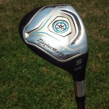 TaylorMade JETSPEED 5 Hybrid Rescue 25* Womens Ladies Flex Velox T 45 Gram Shaft