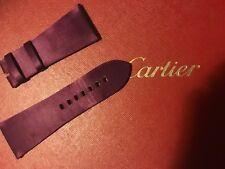 Org. Cartier Orologi Raso Nastro per serbatoio Divan o.ä