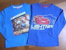 2 T-shirts cars garçons 6 ans