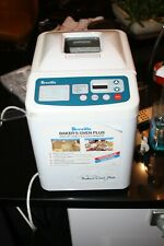 Breville Baker's Oven Plus BB250 *Excellent working condition* Bread Maker