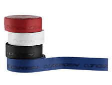 TOKEN WET STYLE PU BAR TAPE (TK583)  •Super sweat absorption  RED
