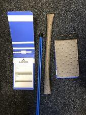 Ostrich Tour Issue Scorecard Holder • Alignment Stick Cover Plus 2 Free Sticks