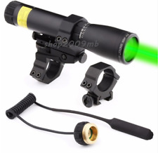 ND3 x30 Long Distance Green Laser Designator with mount Green Laser Genetics