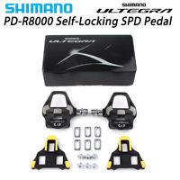 Shimano Ultegra PD-R8000 Carbon Fiber Road Bike Pedal with SM-SH11 Cleats