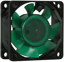 60mm Nanoxia Deep Silence SILENZIOSA PC CASE VENTOLA 2000 RPM, 15.8 CMF, 12.1 DBA, 3-pin