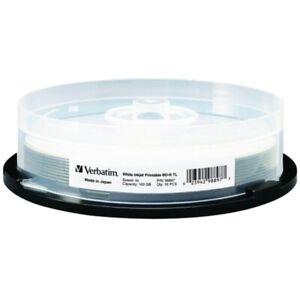 Verbatim Corporation 98900 5Pk Bdr 4X 25Gb M Disc Branded Surface Jewel Case