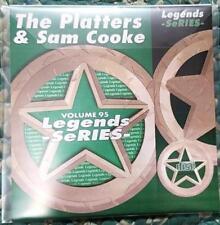 LEGENDS KARAOKE CDG THE PLATTERS & SAM COOKE #95 R&B OLDIES 16 SONGS