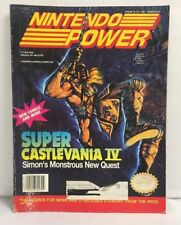 Nintendo Power Magazine Volume 32 COMPLETE W/poster and poll