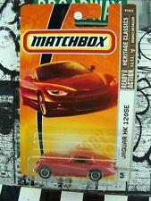'09 MATCHBOX JAGUAR XK 120SE NEW IN BOX
