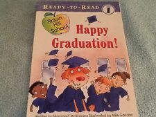 READY TO READ ROBIN HILL SCHOOL HAPPY GRADUATION paperback