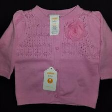 62711638c Gymboree 0-3 Months Pink Sweaters (Newborn - 5T) for Girls