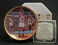 Michael Jordan Collection Plate : 1992 Champions. The Bradford Exchange