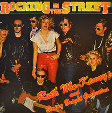"""RUTH MC KENNY AND BANNY BRIGHT ORCHESTRA - ROCKING IN THE STREETS 12"""" LP (R901)"""