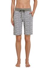 Schiesser Ladies Mix & Relax Shorts 95/5 Co 36-46 S-3XL Jersey Bermuda