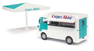 Busch 41902 Citroen H Crepes Mobile, H0