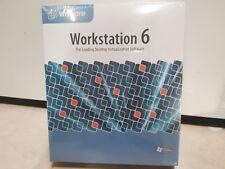 VMware VMW 6.0 Eng Workstation Virtualization Software Win CD WS6-ENG-W-AP