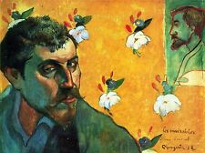 PAUL GAUGUIN LES MISERABLES OLD MASTER ART PAINTING PRINT POSTER 2179OMA