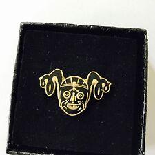 LEEDS ARMORIES Collector Enamel Pin Badge of Austrian Helmet made for HENRT Vlll