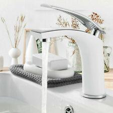 Waschbecken Armatur Bad Chrom Wasserhahn Einhand Waschtischmischer Badezimmer