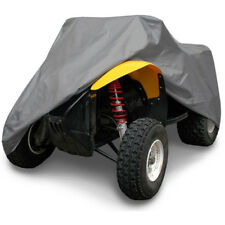 Full ATV Cover Dust Dirt Scratch Fits Kawasaki PRAIRIE 700 Protection Soft LG
