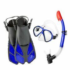 Betheaces Snorkel Set Premium Travel Snorkel Gear Bag