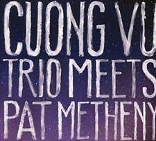 Cuong Vu / Pat Metheny - Cuong Vu Trio Meets Pat Metheny (NEW CD)