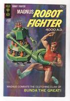 MAGNUS ROBOT FIGHTER 20 (VF) GOLD KEY, SPACE SPECTOR (FREE SHIPPING) *
