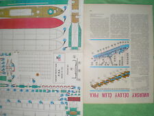 Gunboat Pika Czechoslovak rare Paper Model 1 : 100