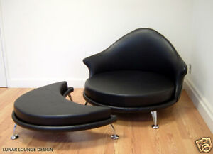 Havana Lounge chair & Ott. Mid Century Modern