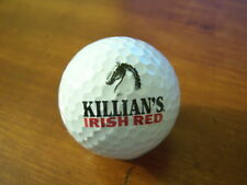 Logo Golf Ball-Killian'S Irish Red.Horse Logo.
