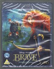 BRAVE - Disney / Pixar - UK BLU-RAY - sealed/new