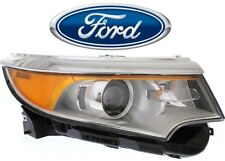 For Ford Edge 07-14 Lincoln MKX 07-15 Passenger Right Headlight Lamp Genuine