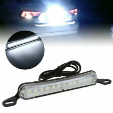 Xenon White 12-SMD Bolt-On LED License Plate Light Lamp For Car Universal