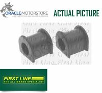 NEW FIRST LINE FRONT ANTI-ROLL BAR STABILISER BUSH KIT OE QUALITY - FSK7076K